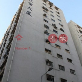 Cheung Fat Industrial Building,Tai Kok Tsui, Kowloon